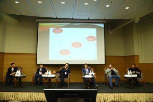 Управляющий партнёр инвестхолдинга RedStone Capital Кэмпбелл Бетвейт на конференции ИД «Коммерсантъ» Индустрия 4.0.